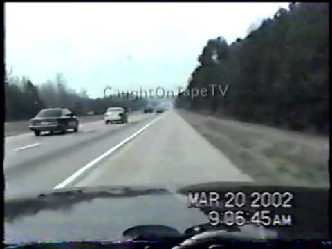 GEORGIA HIGH SPEED CHASE AND PIT!