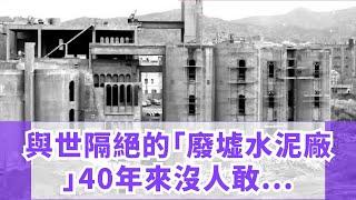 與世隔絕的「廢墟水泥廠」40年來沒人敢進去 建築師買下改造成「超越時空的當代奇蹟」