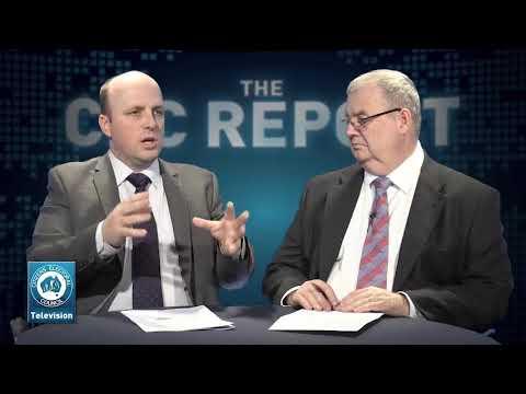 8 September 2017 - The CEC Report - North Korea War / Banking Crisis Management Power