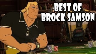 Poker Night 2 Best of Brock Samson Quotes - Immortal Bomcat