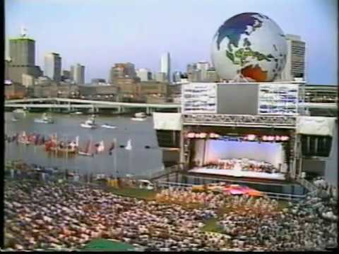 World Expo 88 Closing Night