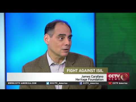 Defense analyst James Carafano on Iraqi forces' Ramadi victory