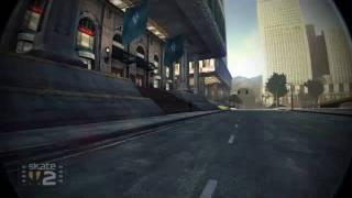 Skate 2 - Downtown Air Gap