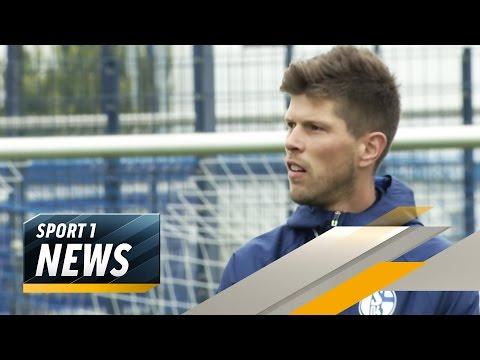 Klaas-Jan Huntelaar kündigt Wechsel an | SPORT1 - Der Tag