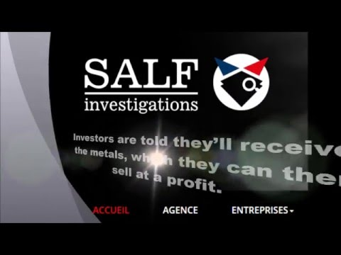 Rare earth elements scams - Precious metals fraud