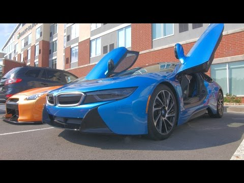 BMW i8 Review! The Best Daily Supercar.