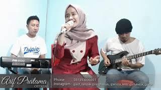 Download Lagu HUJAN GERIMIS - Ning Haniya Cover Arif Rampak & Friend mp3