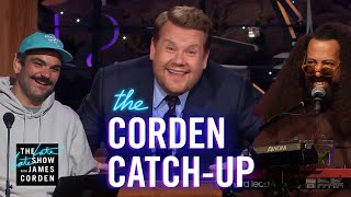 Kicking Off the Summer of Susan - Corden Catch-Up