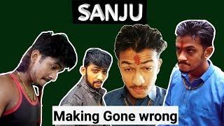 SANJU Making Gone Wrong-|Being Cheap|
