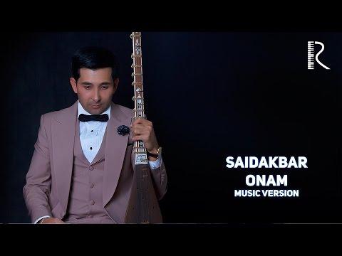 Saidakbar - Onam