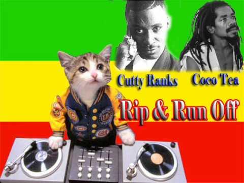 Cutty Ranks ft. Coco Tea- Rip an run off