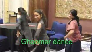 Ghoomar | Padmavati | Bollywood Dance Choreography | Deepika Padukone | Shahid Kapoor | MYST