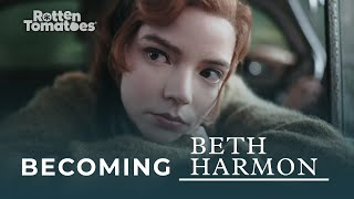 How Anya Taylor-Joy Became Beth Harmon in 'The Queen's Gambit' | Rotten Tomatoes