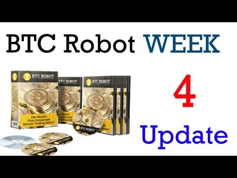 Bitcoin Robot Review Update After 4 Weeks