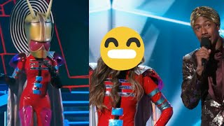 Download The Masked Singer  - The Alien Performances and Reveal 👽 Mp3 and Videos