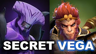 SECRET vs VEGA - Lower Bracket - DreamLeague 7 LAN DOTA 2