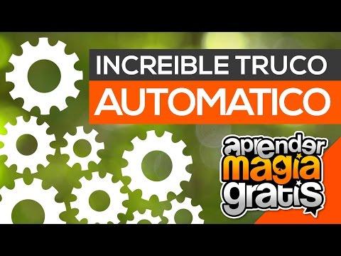 El truco de magia más fácil del mundo   Truco de magia con cartas automático