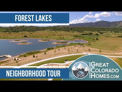 Forest Lakes in Monument, Colorado | Neighborhood Tour