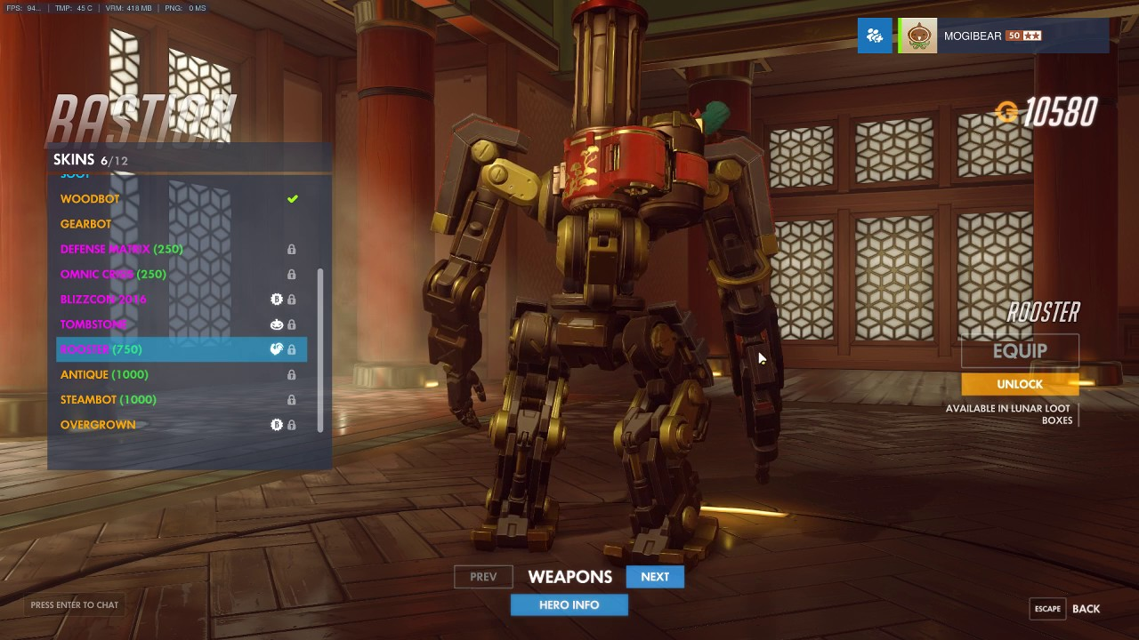 how to get blizzcon 2016 bastion skin