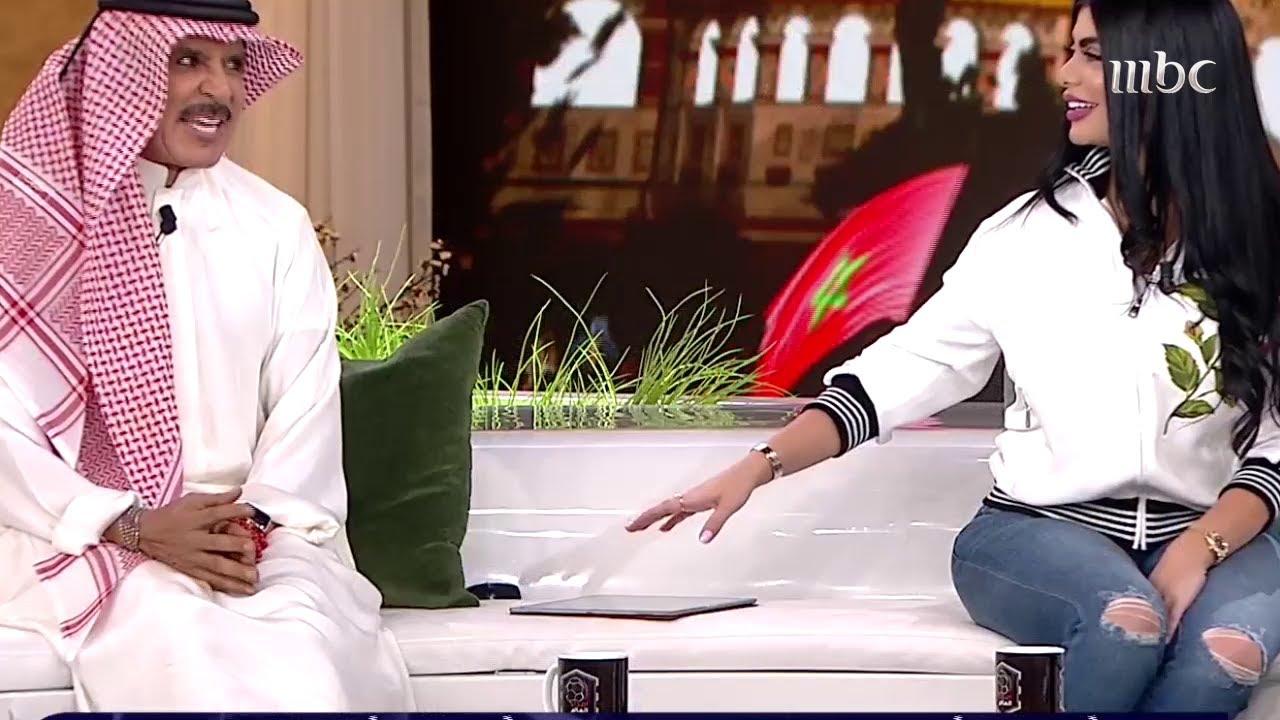 اصداء العالم | علياء الشمري تطلب الزواج من الفنان عبد الله بالخير على الهواء .. شاهد رد فعله