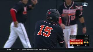Texas Tech vs Oklahoma State Baseball Highlights - May 18