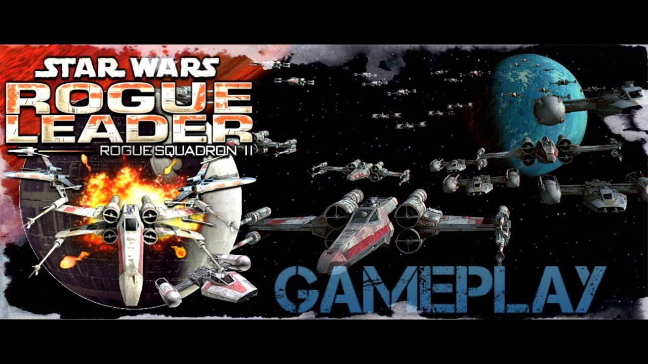 Star Wars Rogue Squadron II: Rogue Leader Emulado Dolphin Pc 720p