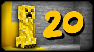 ✔ 20 Things You Didn't Know About Creepers in Minecraft