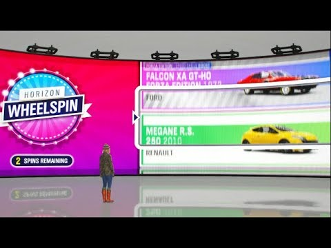 Forza Horizon 4- Opening 33 Wheelspins!! + Im Going To Be A DAD!! thumbnail