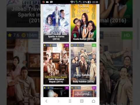 Tutorial mendownload Film di Android