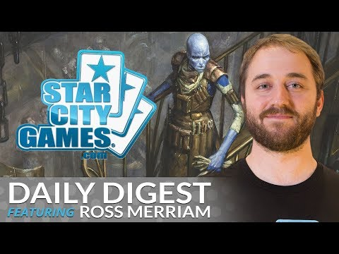 Daily Digest: Blue Steel with Ross Merriam [Modern]