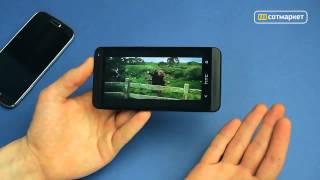 HTC One VS Samsung Galaxy S4. Сравнение.(Обзор телефонов, смартфонов, айфонов. Описание, характеристики. Где купить и за сколько? Купить можно здесь..., 2014-02-24T12:49:08.000Z)
