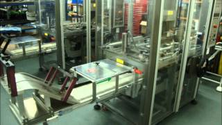 FOR SALE Marden Edwards BX150FF Over Wrapping Machine