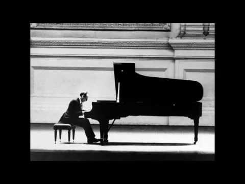 Vladimir Horowitz plays Chopin Barcarolle op. 60