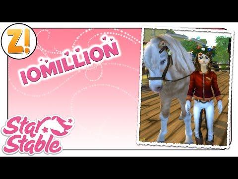Star Stable [SSO]: Rote Star Stable Jacke - 10 Millionen Spieler - ✿ Gutschein-Video ✿