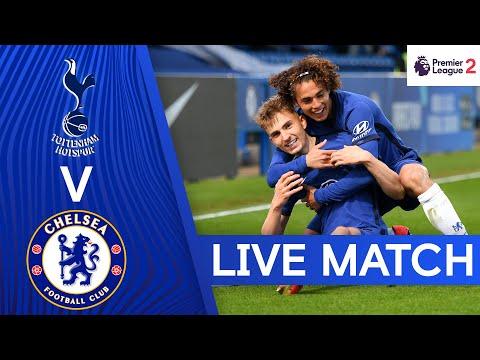 Tottenham v Chelsea |  Premier League 2 |  Live match