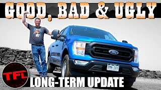 Do I Love Or Hate My 2021 Ford F-150 PowerBoost Hybrid After Owning It For Six Months?