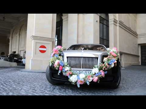 Azerbaijan Cars Wedding. Video by Mirheyder