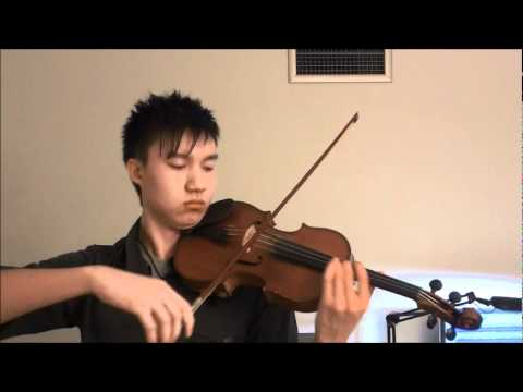 Phantom of the Opera - Violin Cover