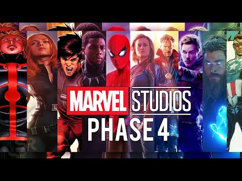 Marvel Phase 4 Movies Detail: Upcoming Releases, Plots and Storyline - US News Box Official