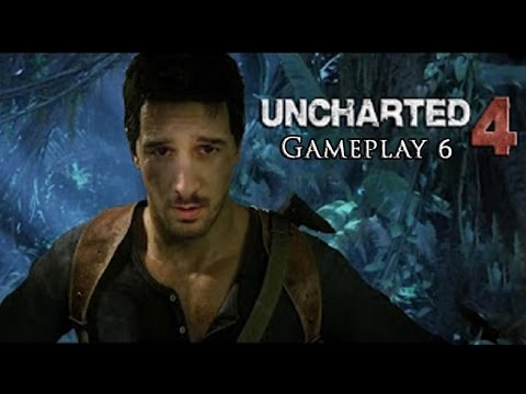PIRATE PARADISE | Uncharted 4 - Gameplay 6 on Playstation 4