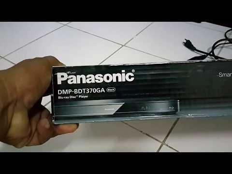 Review PANASONIC DMP-BDT370GA 3D 4K BLURAY DISC  รีวิวเครื่องเล่นบลูเรย์พานาโซนิคบลูเรย์3D 4K