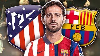 Barcelona And Atletico Madrid To Fight For Bernardo Silva Euro Transfer Talk MP3