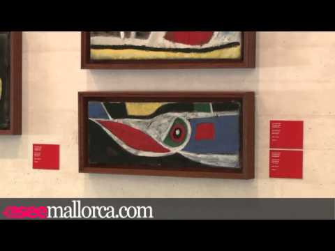 Pilar i Joan Miro Art Foundation in Palma de Mallorca