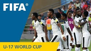 Match 42: Ghana v Niger – FIFA U-17 World Cup India 2017