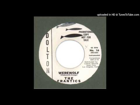 Frantics, The - Werewolf - 1960