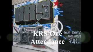 Watch KrsOne Attendance video