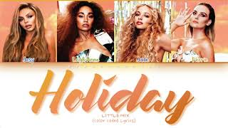 Download Lagu Little Mix - Holiday Color Coded MP3