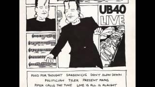 Baixar UB40 - Sardonicus (Live Album)