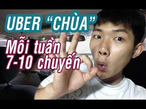 """Mã Khuyến Mãi Taxi Uber, Cách tôi đi """"chùa"""" và Nhập mã giảm giá Như Thế Nào? Đăng Ký Chạy Taxi Uber"""