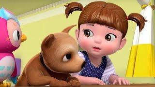 Консуни  - сборник- все серии сразу 41-48- мультфильм для девочек